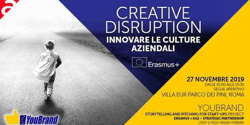 Creative Disruption - Innovare le culture aziendali