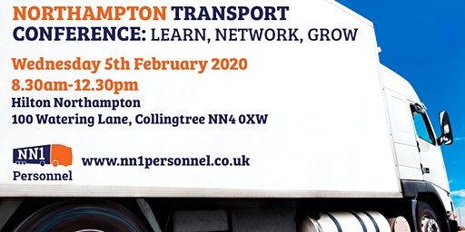 Northampton Transport Conference: Learn, Network, Grow