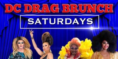 Washington DC Drag Show Brunch tickets