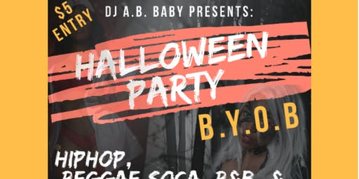 AB's Halloween Party