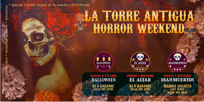 La Torre Antigua • Horror Weekend