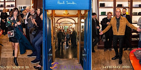 Welcome in Spring & Summer 2020 with Paul Smith tickets