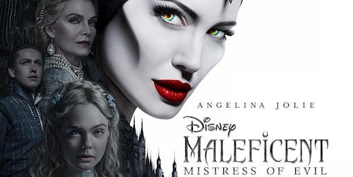"See ""Maleficent: Mistress of Evil"" at Disney Springs"