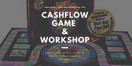 Cashflow Game & Workshop