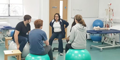 Physiotherapy Skills Event