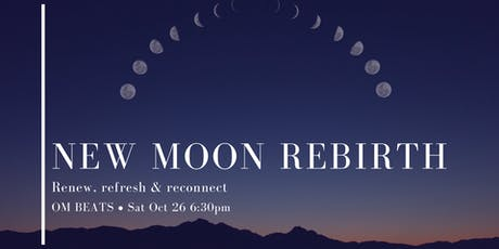 New Moon Rebirth Event tickets