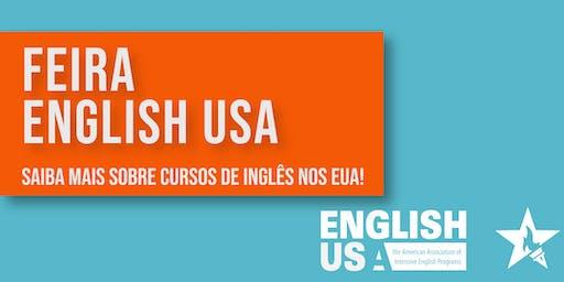 Feira EnglishUSA - Belo Horizonte