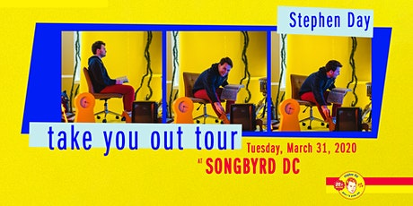 Songbyrd Presents: Stephen Day tickets