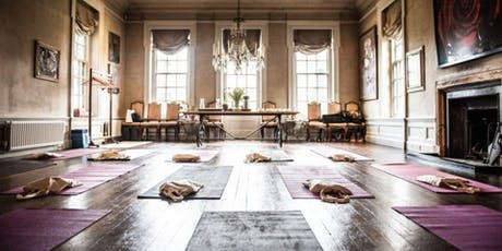 Gut Health Urban Retreat:A nourishing day of yoga and gut health discussion billets