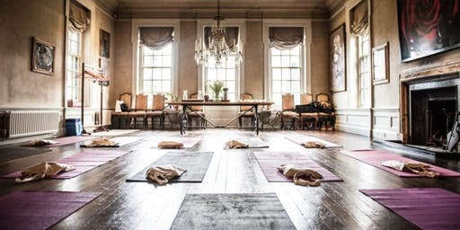 Gut Health Urban Retreat:A nourishing day of yoga and gut health discussion