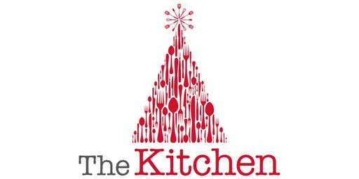 Christmas Party Night at The Kitchen