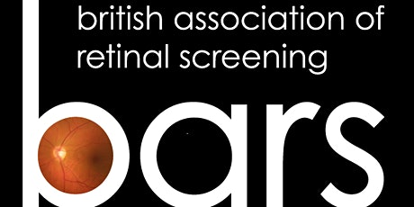 Copy of British Association of Retinal Screening Conference 2021 tickets