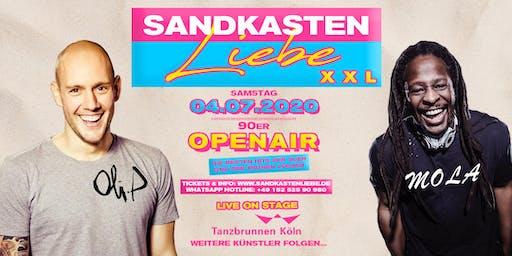 Sandkastenliebe XXL - 04.07.20 - Oli P., Mola uvm. - Tanzbrunnen