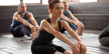 Free Hot Yoga Class tickets