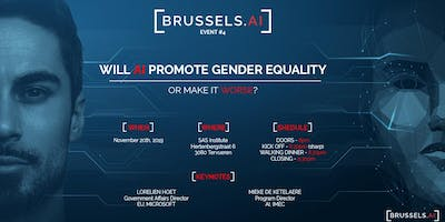 Will AI solve gender unequality (or make it worse?)