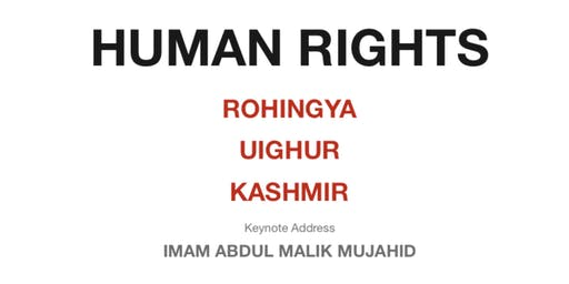 The Humanitarian Crises Facing the Rohingyas, Uighurs and Kashmiris