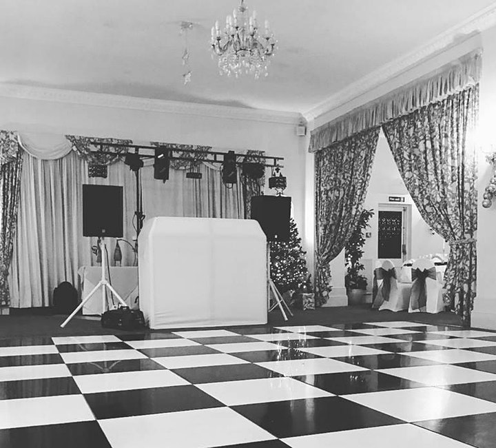 New Year's Eve Glitter Gala at the Penmorvah Manor Hotel image