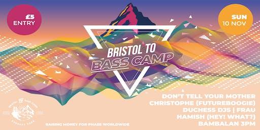 Bristol to BASS Camp