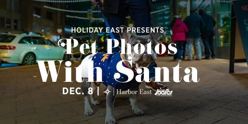7th Annual Pet Photos with Santa