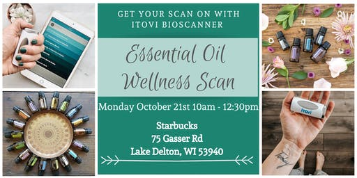 Essential Oil Sip & Scan-Lake Delton