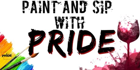 Paint & Sip with Pride! tickets