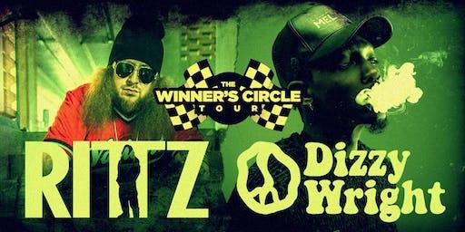 Winners Circle Tour featuring Rittz, Dizzy Wright, Ekoh and Whitney Peyton