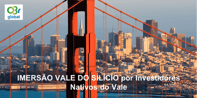 IMERSÃO VALE DO SILÍCIO por Investidores Nativos do Vale - Smart Cities Special