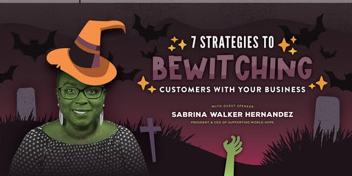 Waffle Wednesday | Bewitching Customers With Your Business