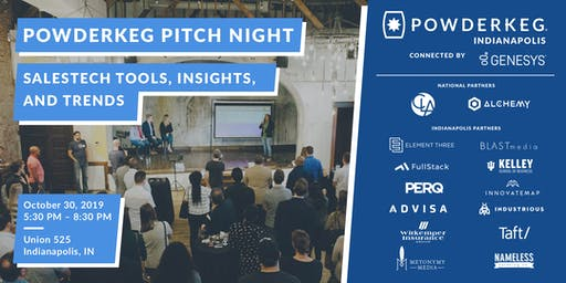 Powderkeg Pitch Night: Sales Tools, Insights, and Trends