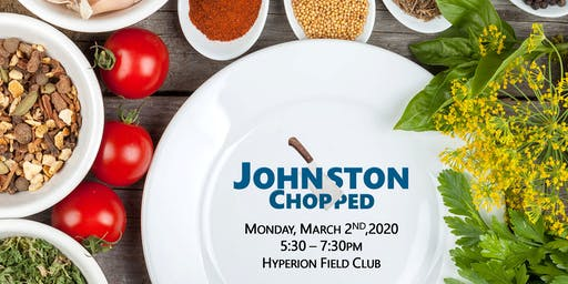 Johnston Chopped! Culinary Gala 2020