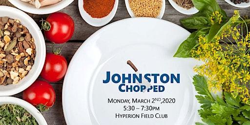 Johnston Chopped! Culinary Gala 2020
