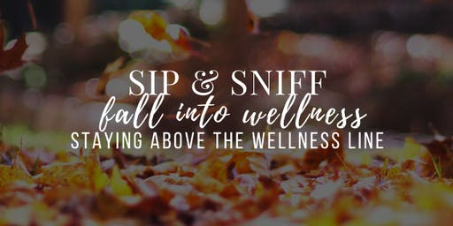 Fall Into Wellness: Staying Above the Wellness Line