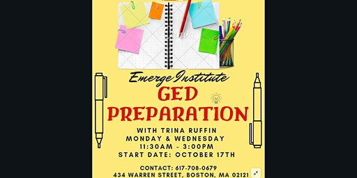 Emerge Institute GED Preparation