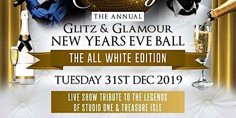 New Year's Eve Ball Glitz & Glamour (The all White Edition) tickets