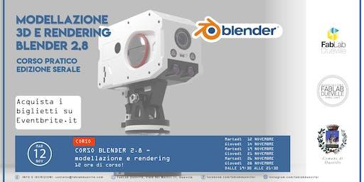Corso Blender 2.8 - edizione serale