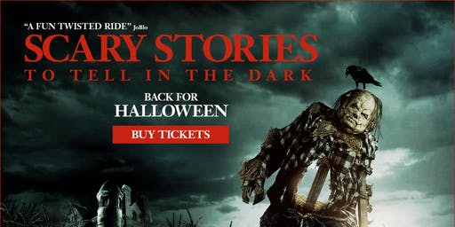 Halloween Movie Screening: Scary Stories to Tell in the Dark