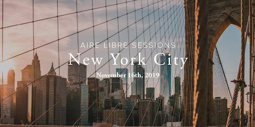 Aire Libre Sessions: New York City