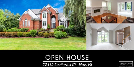 Open House in Novi