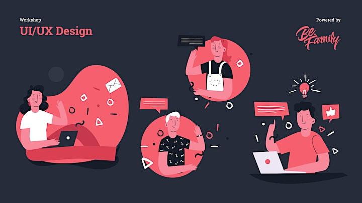 UI-UX workshop: Design Thinking process image