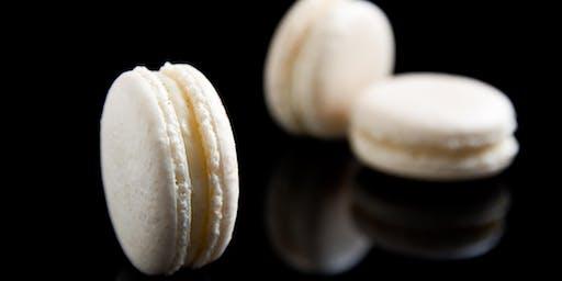 Macaron baking class - Vanilla - Milk chocolate