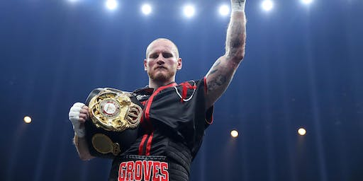 "AN EVENING WITH ""SAINT"" GEORGE GROVES"