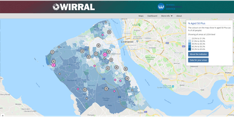 Using the Wirral Intelligence Service to improve your Funding Applications tickets