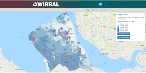 Using the Wirral Intelligence Service to improve your Funding Applications