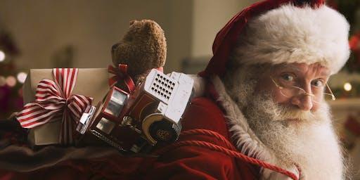Chegada do Papai Noel no SuperShopping Osasco