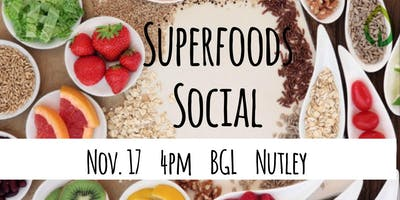Organic Superfood Social