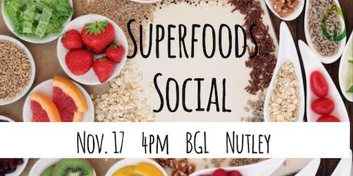 Organic Superfood Social