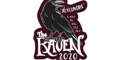 2020 The Raven 1M, 5K, 10K, 13.1, 26.2 -Minneapolis