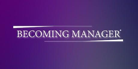 Colloqui di gruppo Becoming Manager 2019 - Padova biglietti