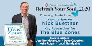 Refresh Your Soul 2020 - Promoting Healthy Living