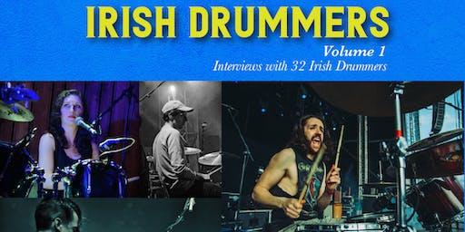Irish Drummers: Volume 1 Book Launch